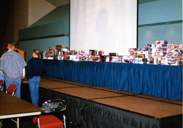 Door Prize Table